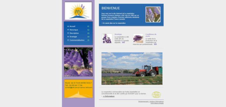 Parfum Provence Ventoux
